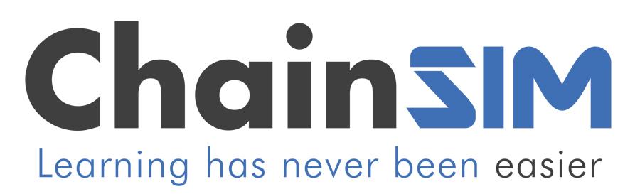 ChainSim logo